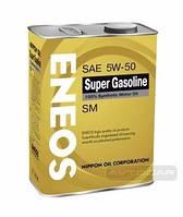 Масло ENEOS Super Gasoline 5W-50