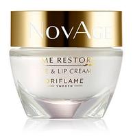Омолаживающий крем для контура глаз и губ NovAge Time Restore