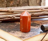 Кристалл Красная Яшма шестигранный (5х2,5х2,5 см)