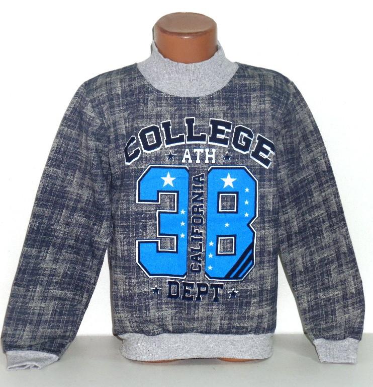 """Гольфик  """" College 3-B """"   на мальчика  (2-х нитка)  8-9 лет"""