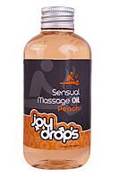 Массажное масло со вкусом персика, 250 мл