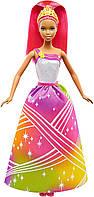 Кукла Барби Дримтопия Радужная Бухта. Barbie Rainbow Princess Cove Light Show African-American Doll