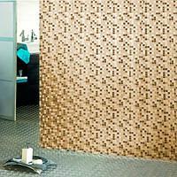 Шторка для душа Bacchetta Mosaico beige 14 180x200 см N70805596
