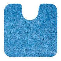 Коврик для туалета Spirella Highland 55х55 см голубой N70804817