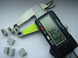 Толкатель кнопки MUTE, PFL  9.4x5.5x8.4mm для пультов Yamaha, Soundcraft, Behringer, фото 4