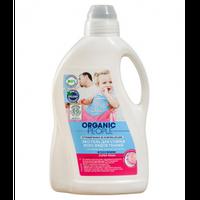 """Эко гель для стирки всех видов тканей с органическим экстрактом лотоса SUPER FRESH """"Organic People"""""""
