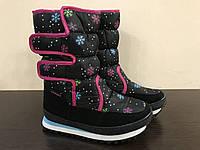 Дутая обувь для девочек
