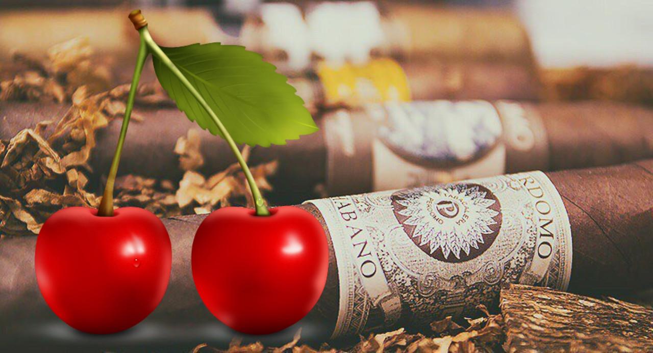 Ароматизатор «Cigar Cherry» Xian Taima табачный аромат