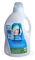 """Эко гель для стирки шерсти и шелка на основе оливкового мыла WOOL&SILK """"Organic People"""""""