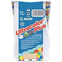 Затирка Mapei Ultracolor Plus 132 бежевая 5 кг N60307178
