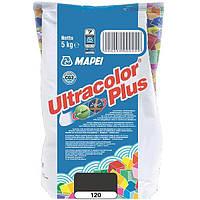 Фуга Mapei Ultracolor Plus 120 черная 5 кг N60307230