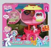 Игровой домик для пони My littel pony подводный замок 799