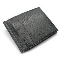 Купюрник зажим для денег кожаный карты Canpellini, фото 1
