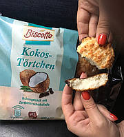 Кокосовое печенье Biscotto kokos 400 грм
