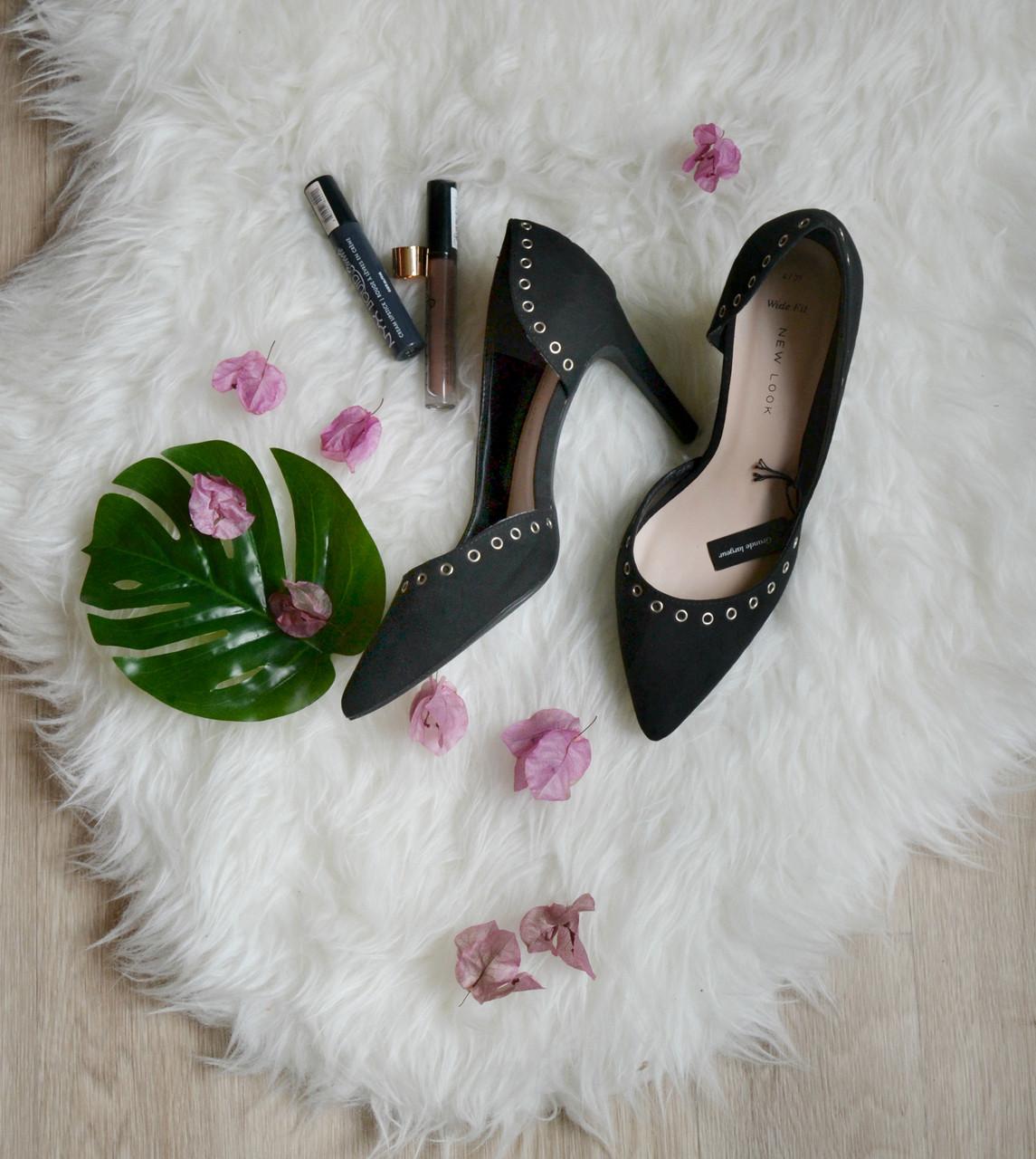 Новые туфли-лодочки New Look