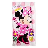 Детское полотенце-пончо Минни Маус Minnie Mouse Hooded Towel for Kids Disney