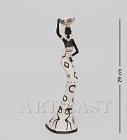Статуэтка Африканская женщина 29 см SM-155