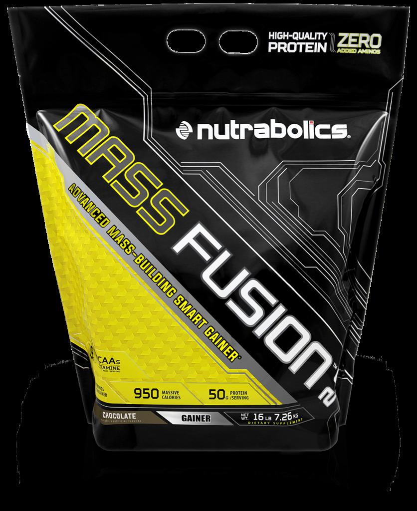 NutraBolics Mass Fusion 2.0 7,26 kg Нутраболикс Масс Фьюжен 2.0 7,26 кг