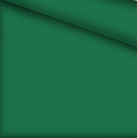 Хлопковая ткань однотонная темно-зеленая