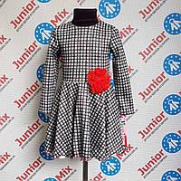 Дитяче плаття в дрібну клітинку на дівчаток оптом MEWA