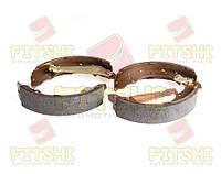 Колодки тормозные задние (бараб.) Chery Amulet/A11/A15; A13/ZAZ Forza/Bonus/Very