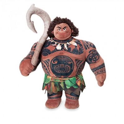 Disney Мягкая игрушка Мауи 38см, Моана