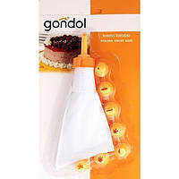 Шприц кондитерский кондитерский Gondol 8 насадок N50992423