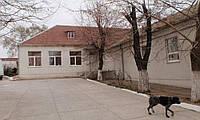Здания бывшей школы, село Малая Долина