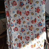 Детская качественная хлопковая пеленка 80*100см