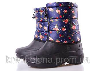 Жіночі зимові чоботи піна р(36-40)