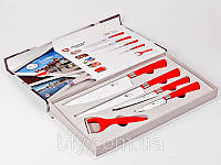 Ножи кухонные Royalty Line RL CW 5 с керамическим покрытием