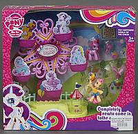 Игровой домик для пони My littel pony Карусель 789