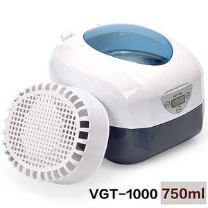 Ультразвуковая ванна  VGT-1000, объем камеры 750 мл.