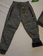 Спортивные брюки с начесом для мальчиков F&D