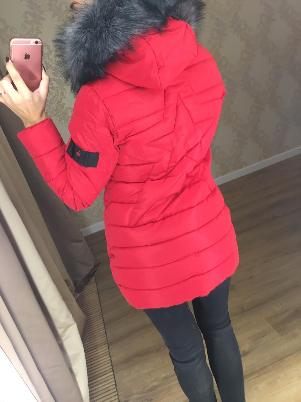 b99571573d3 Тренд сезона! Зимняя женская куртка (фабричный Китай