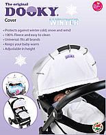 Защитная накидка на коляску и автокресло Dooky Winter - Crème НОВИНКА!