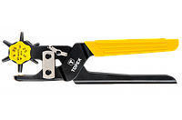 Универсальный дырокол  Topex 240 мм револьверного типа