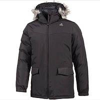 Пуховик Adidas Jacket Fur