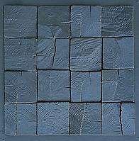 """Пластиковая форма для изготовления 3d панелей """"Пьяный Карло"""" 40*40 (форма для 3д панелей из абс пластика), фото 1"""
