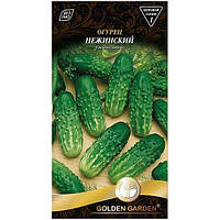 Семена Golden Garden Огурец Нежинский 1 г N10843113