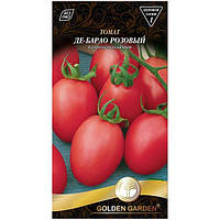 Семена Golden Garden Томат Де-Барао розовый 0.1 г N10843217