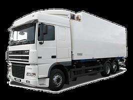 Доставка вантажів у Росію