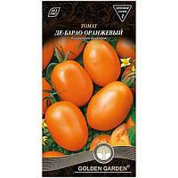 Семена Golden Garden Томат Де-Барао оранжевый 0.1 г N10843216