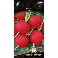 Семена Golden Garden Редис Сора 3 г N10843165
