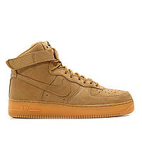 "Оригинальные кроссовки  Nike Air Force 1 High '07 LV8 ""Flax Pack"""