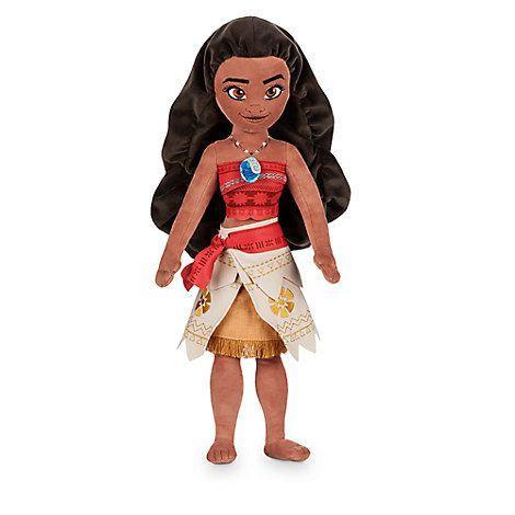Disney Мягкая игрушка кукла Моана 50см