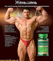Женьшень + Маточное молочко + витамин B12 - повышает тестостерон, бодрость, анаболизм