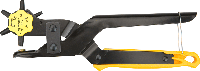 Универсальный пробойник для кожи, картона Topex 240 мм