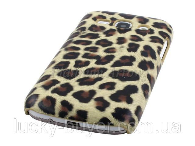 Чехол для Samsung Galaxy Ace 3 S7270 S7272 леопард