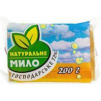 Мыло хозяйственное Натуральное 72% Экстра 200 гр N51307932